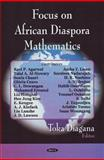 Focus on African Diaspora Mathematics, Diagana, Toka, 1604561777