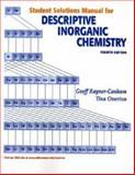 Descriptive Inorganic Chemistry, Rayner-Canham, Geoff, 0716761777
