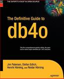 The Definitive Guide to Db4o, Paterson, Jim and Edlich, Stefan, 1430211776
