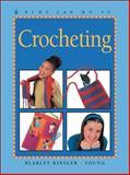 Crocheting, Gwen Blakley Kinsler, 1553371771