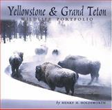 Yellowstone and Grand Teton Wildlife Portfolio, Henry H. Holdsworth, 1560371773