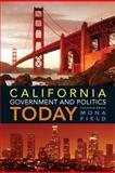 California Government and Politics Today, Field, Mona, 0205251781