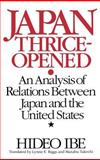 Japan Thrice-Opened 9780275931780