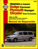 Dodge Caravan, Plymouth Voyager, Chrysler Town and Country 1984-95, John Haynes, 1563921782