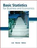 Basic Statistics for Business and Economics, Lind, Douglas A. and Marchal, William G., 0073401781