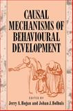 Causal Mechanisms of Behavioural Development, , 0521111781