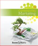 Contemporary Marketing, Boone, Louis E. and Kurtz, David L., 1111221782