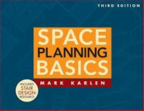 Space Planning Basics, Karlen, Mark, 0470231785