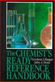 The Chemist's Ready Reference Handbook, Shugar, Gershon J. and Dean, John A., 0070571783