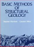 Basic Methods of Structural Geology, Marshak, Stephen and Mitra, Gautum, 0130651788