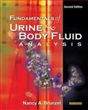 Fundamentals of Urine and Body Fluid Analysis, Brunzel, Nancy A., 0721601782