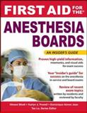 Anesthesiology Boards, Bhatt, Himani and Powell, Karlyn J., 0071471782