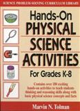Hands-On Physical Science Activities, Marvin N. Tolman, 0132301784