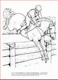 Big Book of Horses to Color, John Green, 048645178X