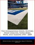 The Indianapolis Colts, Jenny Reese, 1170681786