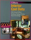 Interior Cost Data, , 0876291787