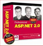 Professional ASP.NET 2.0, Srinivasa Sivakumar and Bill Evjen, 0470041781