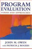 Program Evaluation 9780761961789