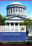 Criminal Litigation, Barnes, Eamon and Butler, Caroline, 1841741787