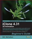 iClone 4. 31 3D Animation, McCallum, 1849691789