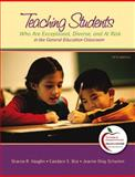 Teaching Students Who Are Exceptional, Diverse, and at Risk in the General Education Classroom, Vaughn, Sharon R. and Bos, Candace S., 0137151799