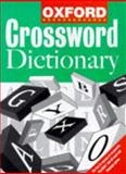 The Oxford Crossword Dictionary, Market House Books Ltd, 0198601794