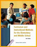 Curriculum and Instruction Methods for Elementary and Middle School 9780131181793