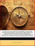 Jo Casp Eisenschmidii de Ponderibus et Mensuris Veterum Romanorum, Graecorum, Hebraeorum, Johann Caspar Eisenschmidt, 1141591790