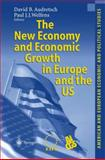 The New Economy and Economic Growth in Europe and the U. S., , 3540431799