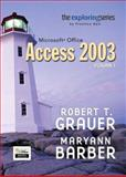Exploring Microsoft Office Access 2003- Adhesive Bound 9780131451797
