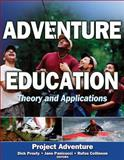 Adventure Education : Theory and Applications, Prouty, Dick and Panicucci, Jane, 0736061797