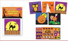 Halloween Book Bag, Golden Books Staff, 0375841792