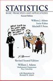 Statistics, William J. Adams, 1436301807