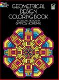 Geometrical Design Coloring Book, Spyros Horemis and Coloring Books for Adults Staff, 0486201805