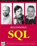 SQL Programming, Kauffman, John and Matsik, Brian, 1861001800