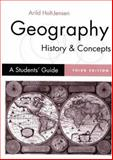 Geography - History and Concepts : A Student's Guide, Holt-Jensen, Arild, 0761961801