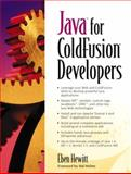 Java for ColdFusion Developers, Hewitt, Eben, 0130461806