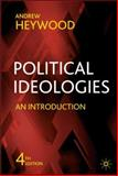 Political Ideologies : An Introduction, Heywood, Andrew, 0230521800