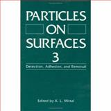 Particles on Surfaces 9780306441806