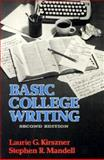 Basic College Writing, Kirszner, Laurie G. and Mandell, Stephen R., 0393951804