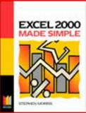 Excel 2000 Made Simple, Morris, Stephen, 0750641800