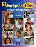 Workplace Plus : Living and Working in English, Saslow, Joan M. and Collins, Tim, 0130271802