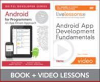 Android App Development Fundamentals, Deitel, Paul, 013293180X