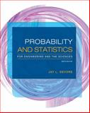 Probability and Statistics for Engineering and the Sciences, Devore, Jay L., 1305251806