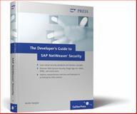 The Developer's Guide to SAP NetWeaver Security, Raepple, Martin, 1592291805