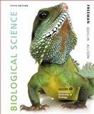 Biological Science Volume 2, Freeman, Scott and Quillin, Kim, 0321841816