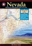 Nevada Road and Recreation Atlas, Benchmark Maps, 092959181X