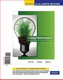 College Mathematics for Business, Economics, Life Sciences and Social Sciences, Books a la Carte Edition, Barnett, Raymond A. and Ziegler, Michael R., 0321691814