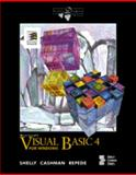 Microsoft Visual Basic 4 for Windows 95 : Complete Course, Shelly, Gary B. and Cashman, Thomas J., 0789511819