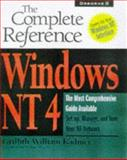 Windows NT 4 : The Complete Reference, Kadnier, Griffith W., 0078821819